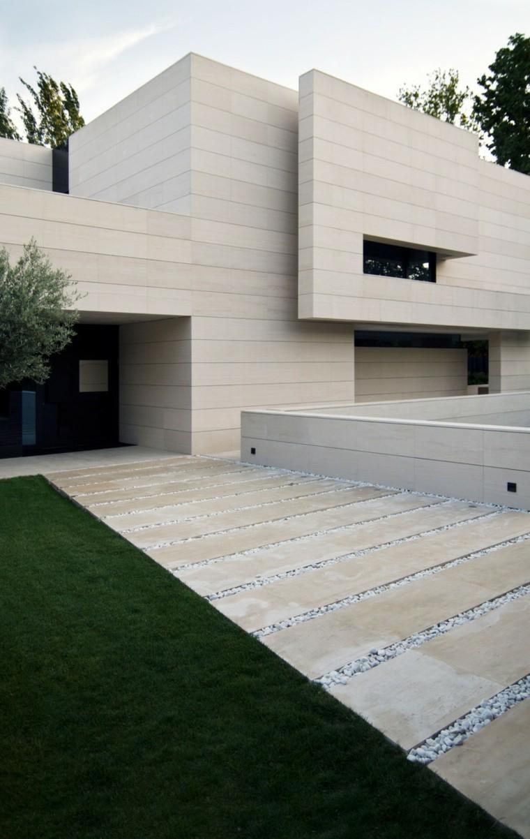 fachada moderna park house