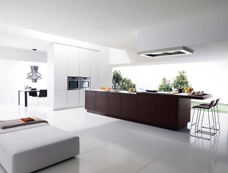 fresca moderna italia cocina salon