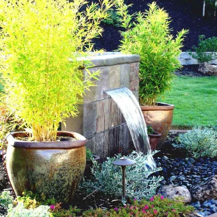 Hacer fuente de jardin excellent ideas para hacer un for Fuentes de jardin