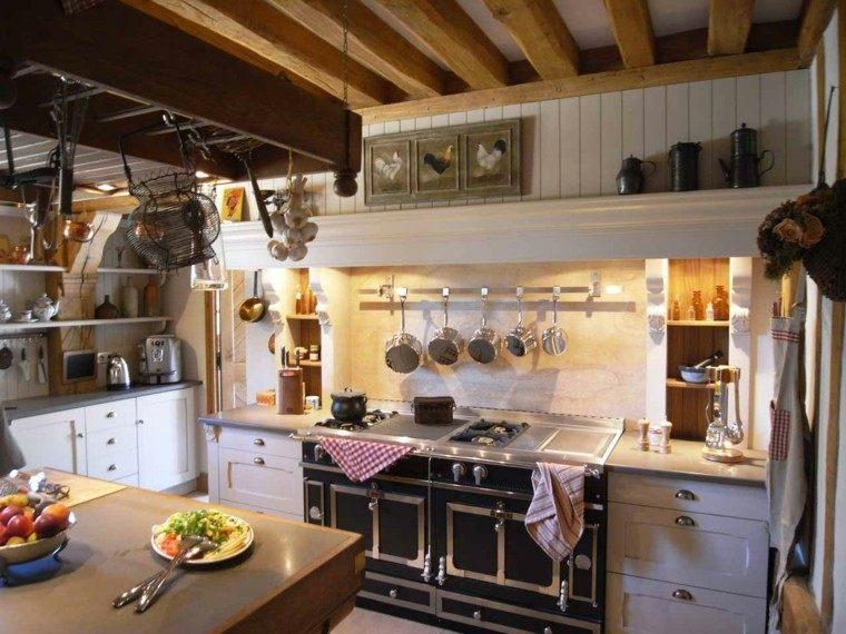 gallo comida madera mesa textiles