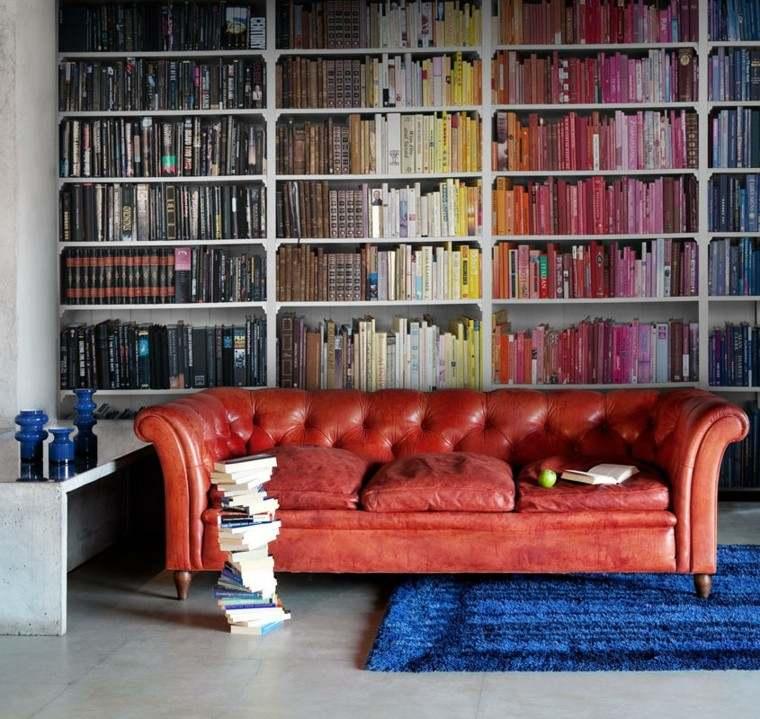 grafiiti libros estante pintado pared ideas