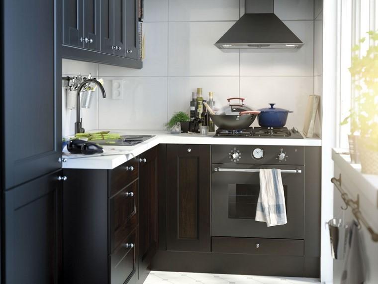 Cocinas Modernas Oscuras ~ Gormondo.com = Inspirador y Elegante ...