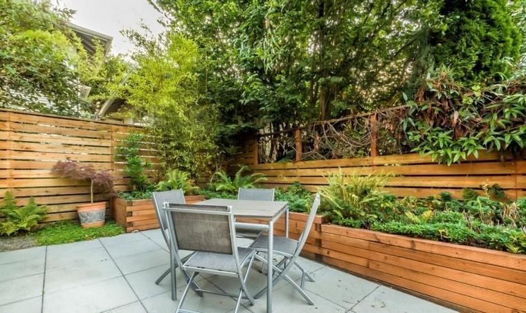 Ideas creativas jardines peque os muy modernos for Macetas para exteriores decoracion