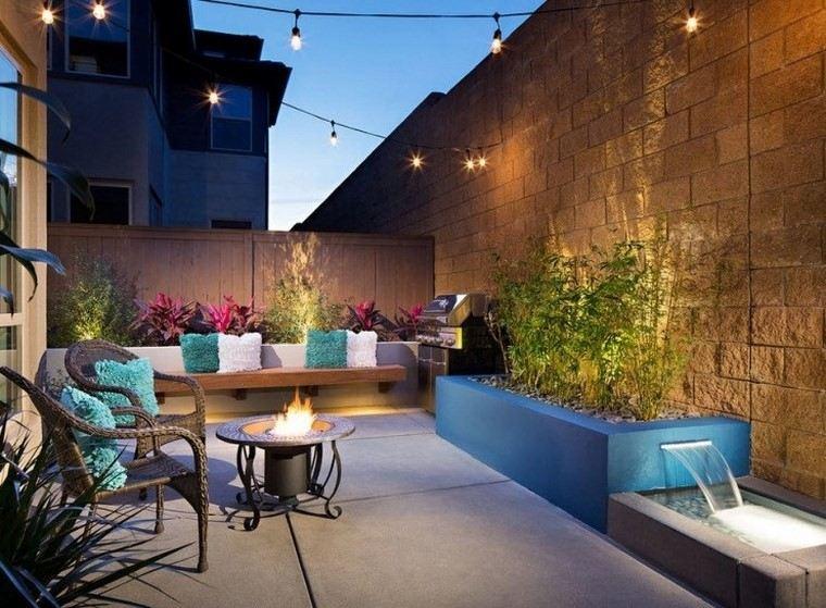Ideas creativas jardines peque os muy modernos - Jardines de diseno moderno ...