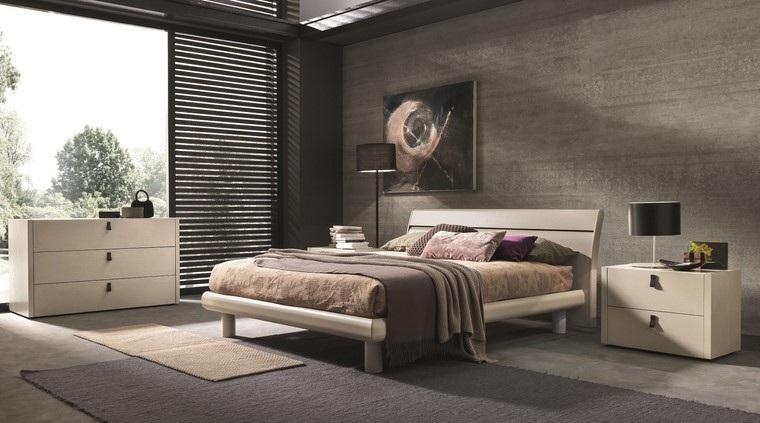 Decoraciones Estilo Minimalista ~ Decoraciones de madera al estilo r?stico en el dormitorio