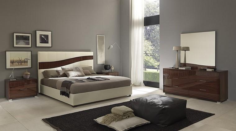 Ideas para decorar dormitorios al estilo minimalista for Dormitorios de madera modernos