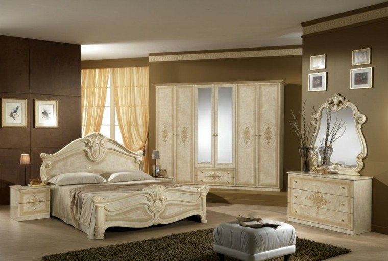 italia closet espejo alfombras enmarcado