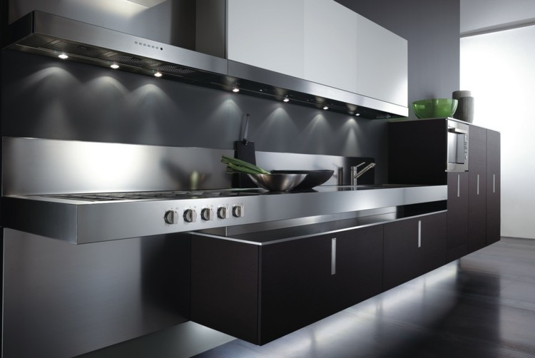 italiana diseno moderno unico led