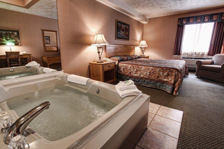 jacuzzi interior toda una experiencia spa en tu habitaci n