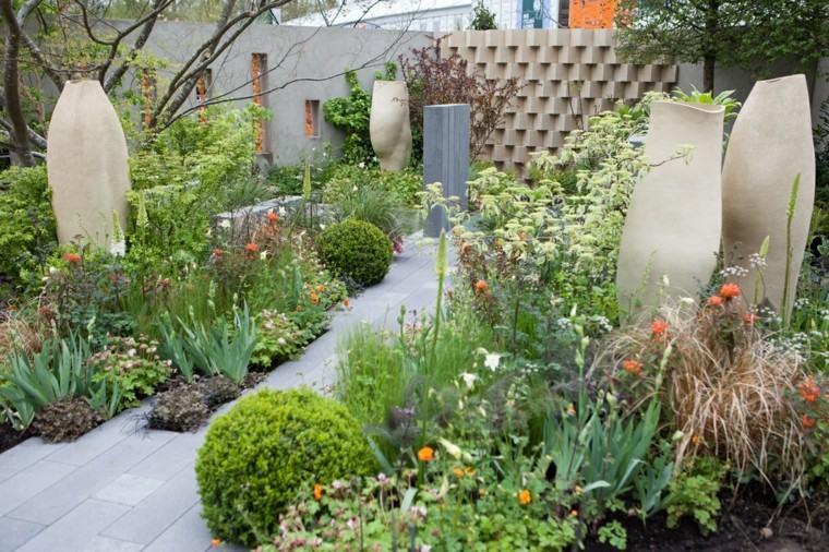 diseño de jardín Chelsea Londres