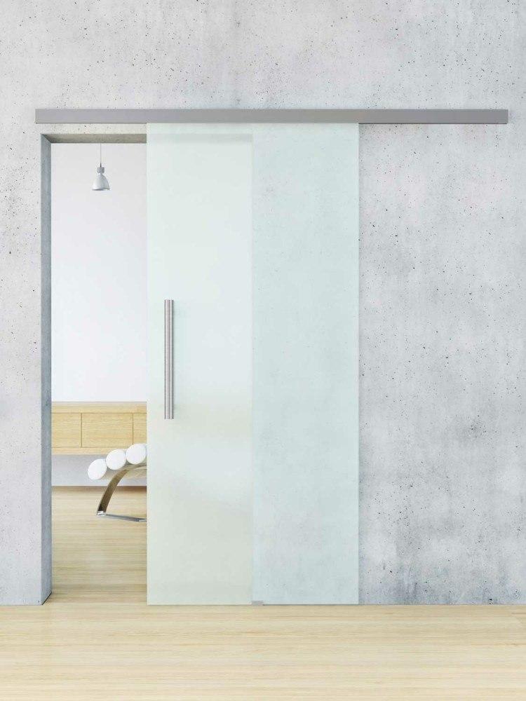 Puerta corredera 50 modelos para un espacio funcional - Puertas modernas de interior ...