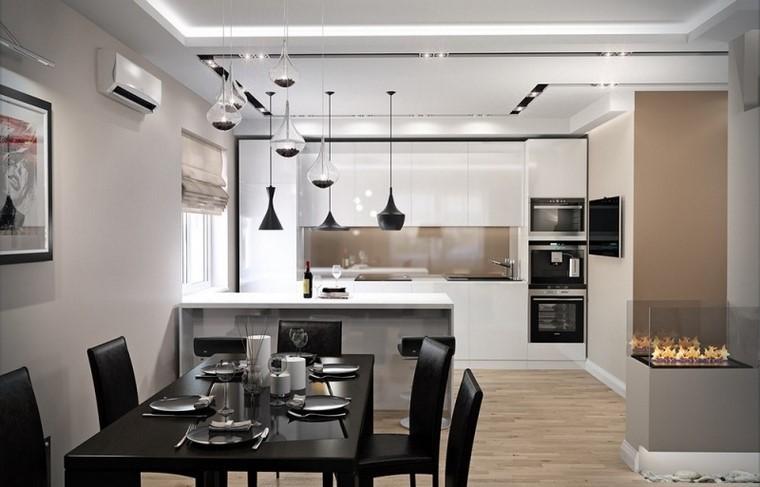 Juegos de cocina muebles muy modernos e interesantes for Muebles cocina comedor modernos
