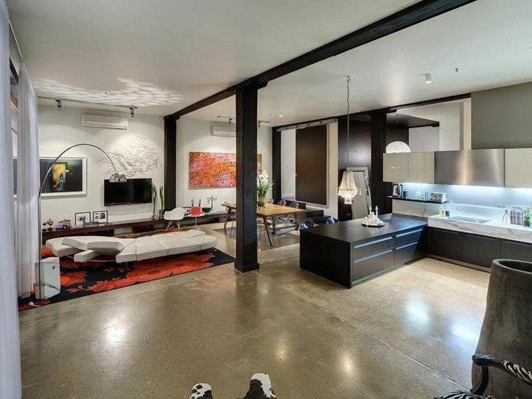 loft estilo moderno estilo industrial