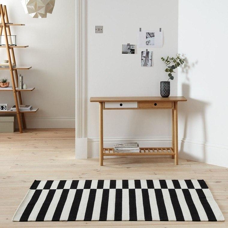 alfombras diseño plantas habitacion muebles