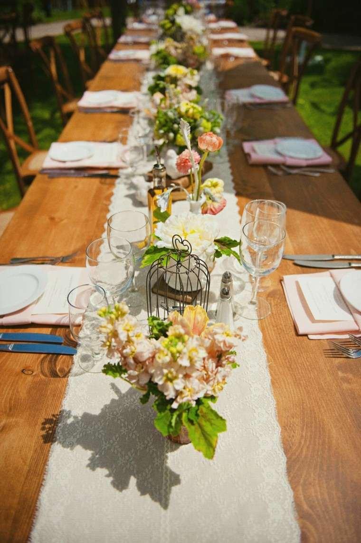 Mobiliario de jard n decoraci n preciosa para la mesa - Mobiliario para jardin ...