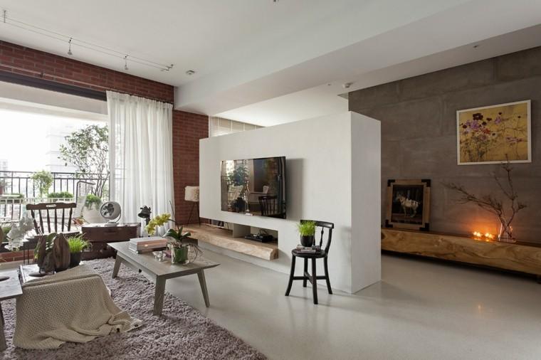 Interiores minimalistas: 2 ideas de diseño asiatico