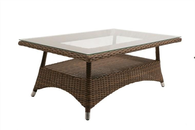 mesa ratan conjunto modelo ricco