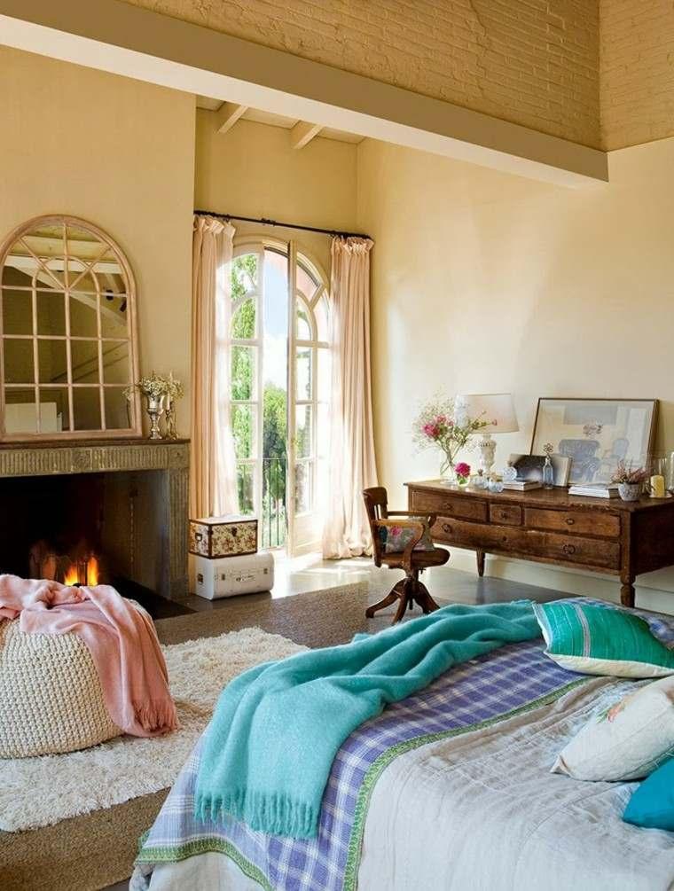 Decoracion vintage   la habitación que mereces tener.