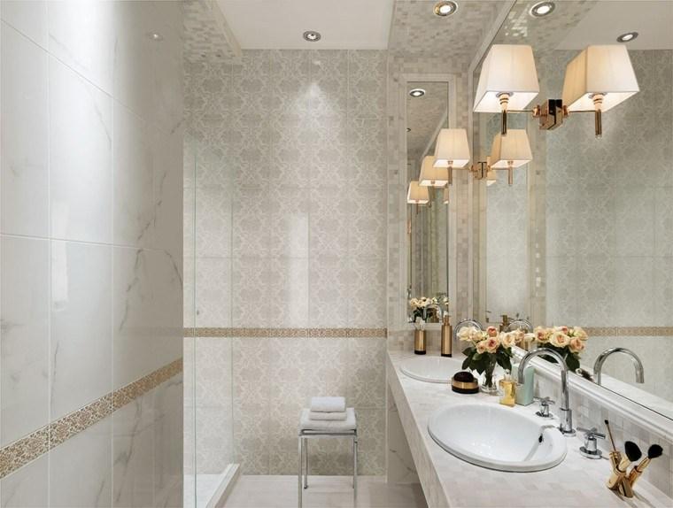 modelo esplendida azulejos baño lujoso