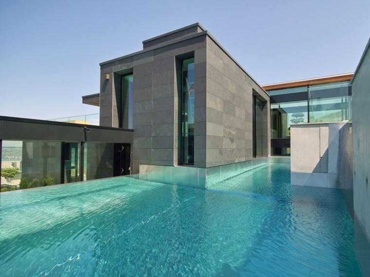 moderno minimalista ambiente infinito diseño