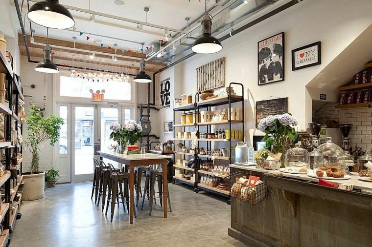 Dise o industrial cocinas modernas y originales for Muebles de cocina estilo industrial