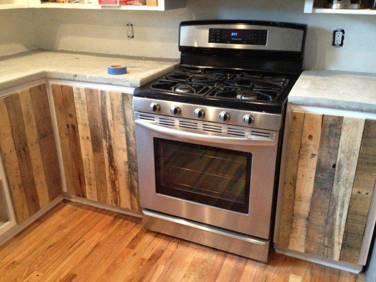 Muebles de cocina modernos y baratos ideas for Modulos de cocina baratos
