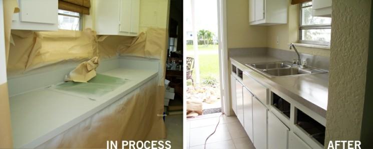 muebles de cocina baratos proceso renovación