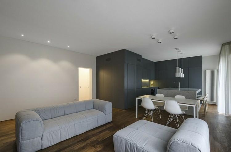 muebles interior led italiano lamparas