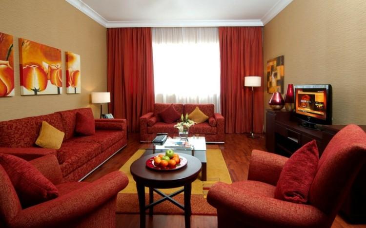 Combinar colores en el salón, redescubre tu espacio.