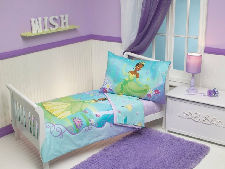7 Inspiring Kid Room Color Options For Your Little Ones: Para Niñas Caprichosas 25 Ideas De Habitaciones Preciosas