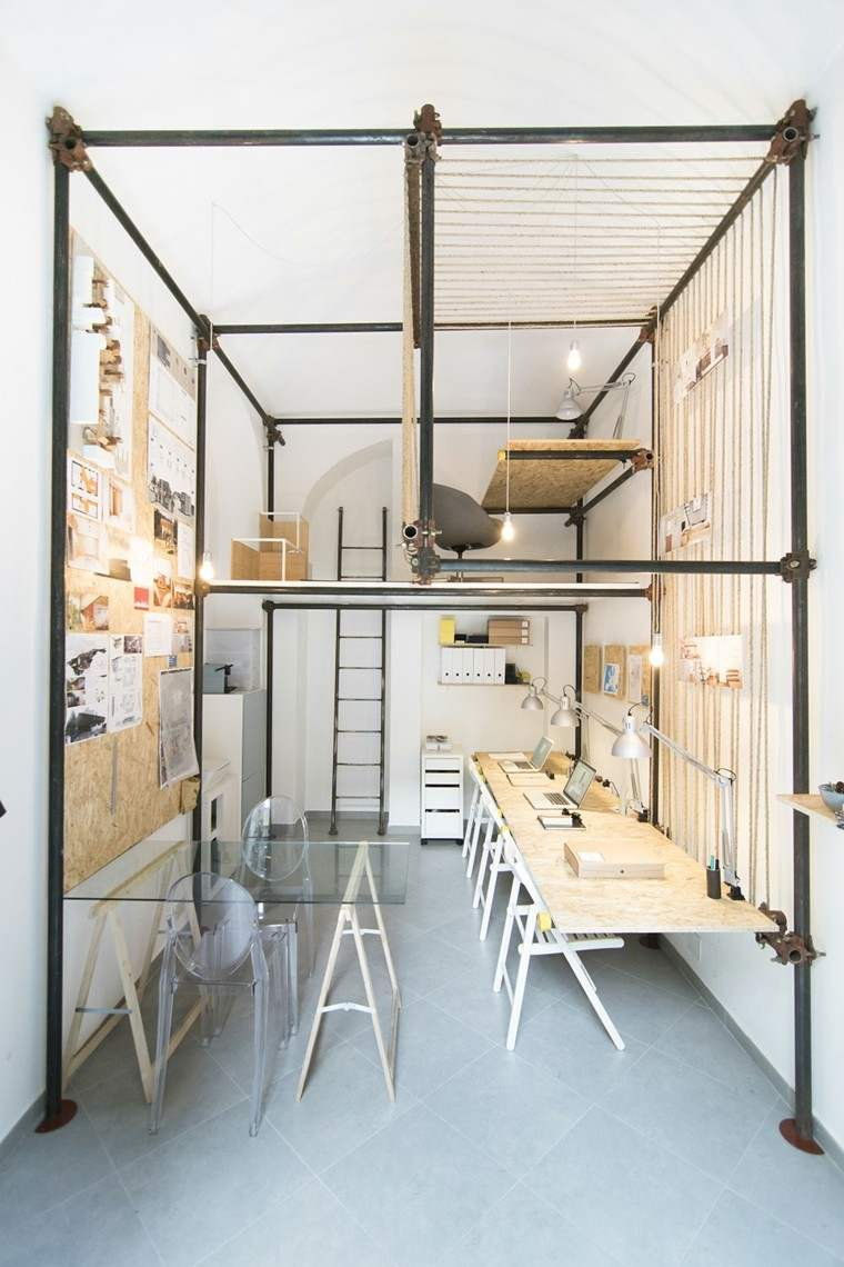 oficinas foto catorce metros cuadrados