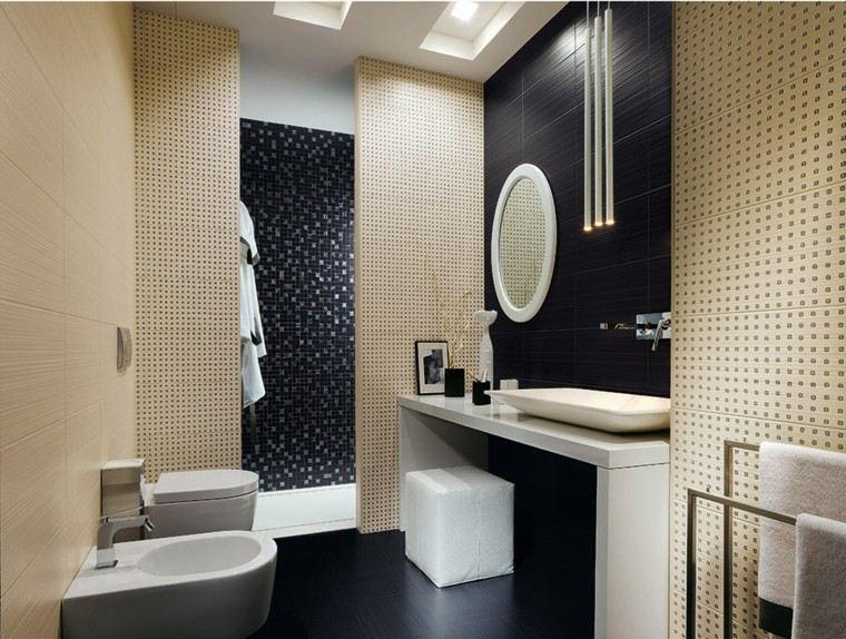 Imagenes De Baños Con Azulejo:Interiores minimalistas: 2 ideas de diseño asiatico