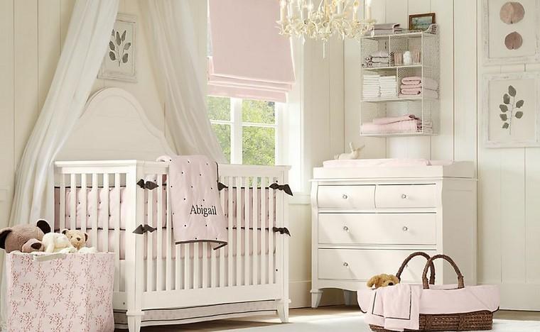 Decoraci n habitaciones de bebe preciosas for Habitacion completa bebe boy