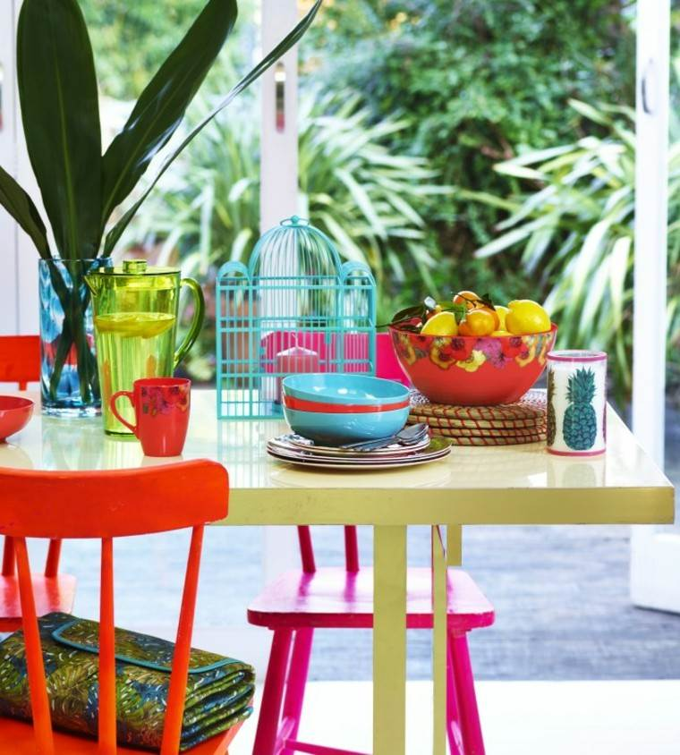 party diseño casero jardin terraza