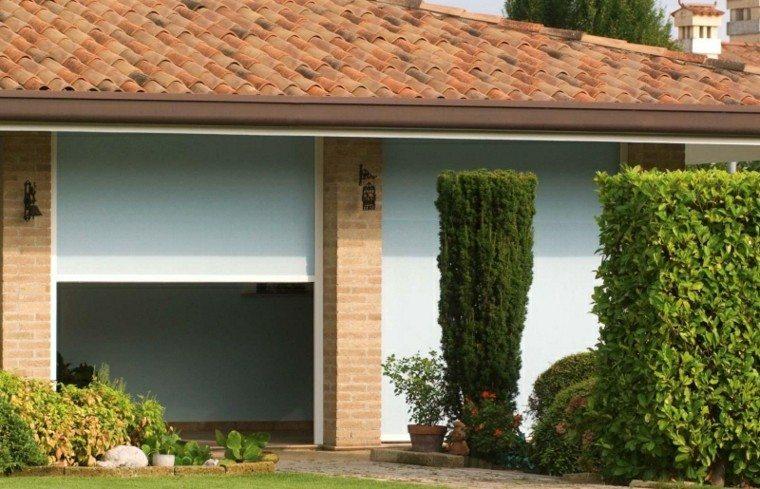 persianas protegen sol terraza ideas modernas