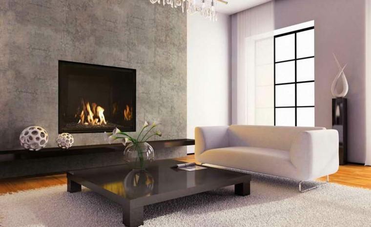 Pinturas para sal n ideas de combinaciones modernas - Ideas decorar salon moderno ...