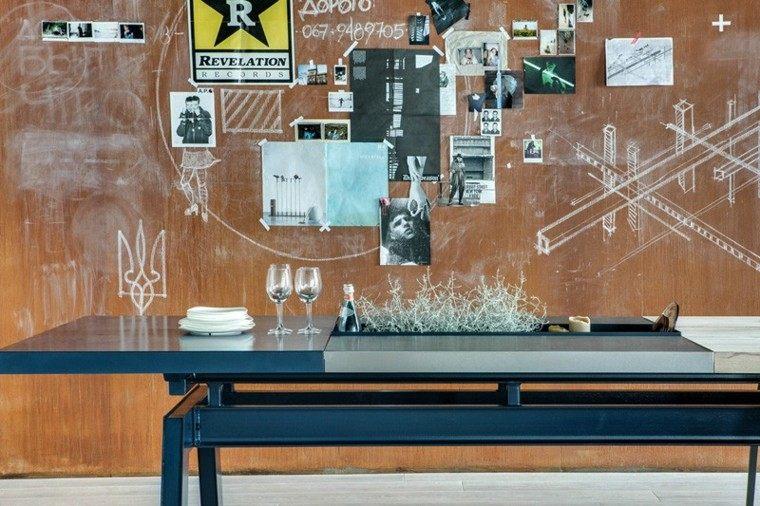 pinturas graficos casa mesa detalle