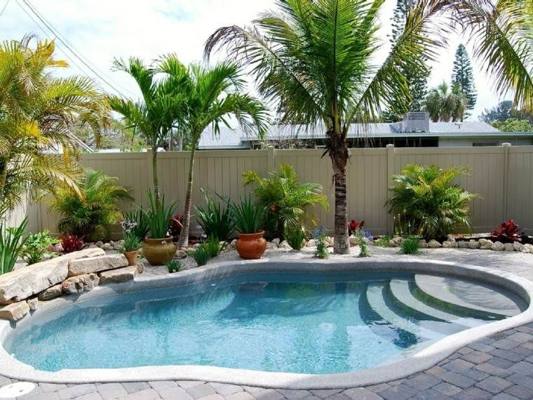 pools gardens games steps xeriscape