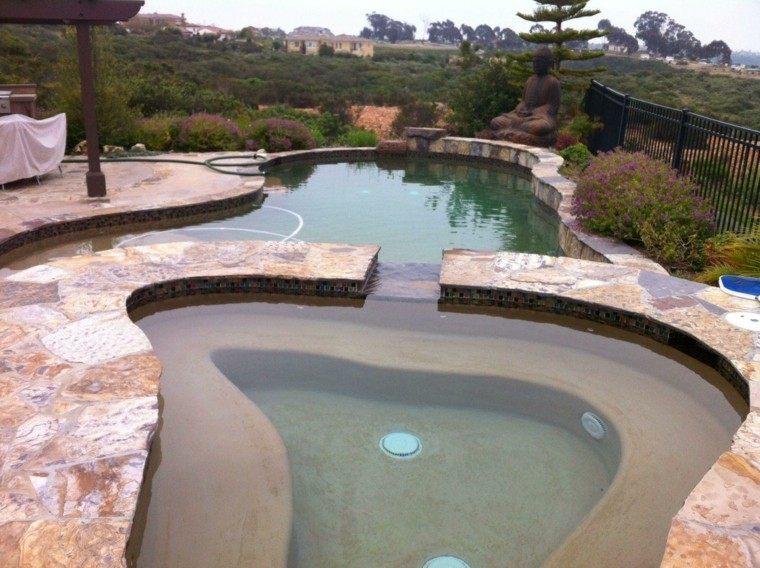 pools zen gardens relaxing style