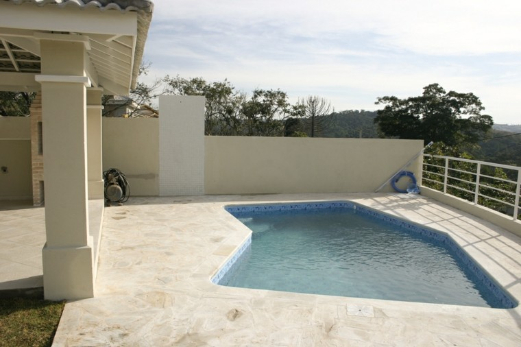 Suelos para alrededor de piscinas affordable suelos piscinas hormigon impreso suelos piscinas Suelos para alrededor de piscinas
