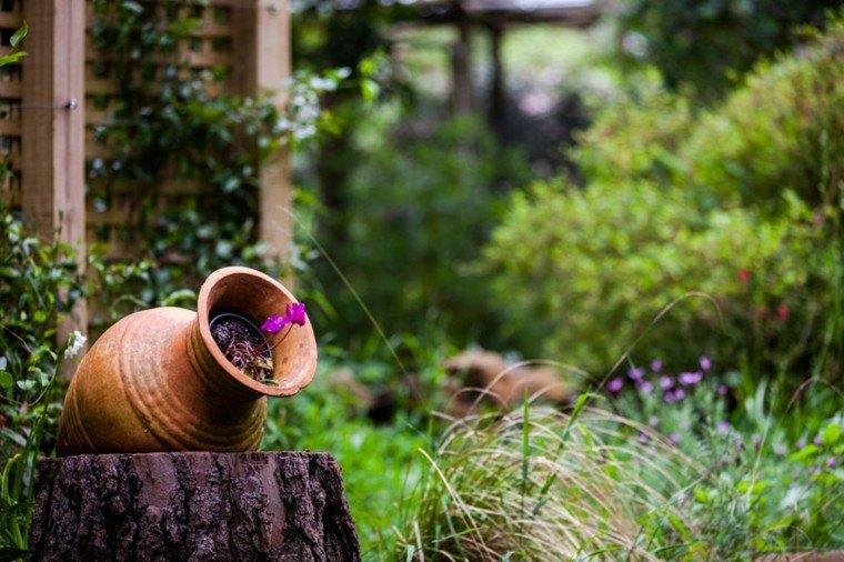 plantas jardin diseño paisajismo flores