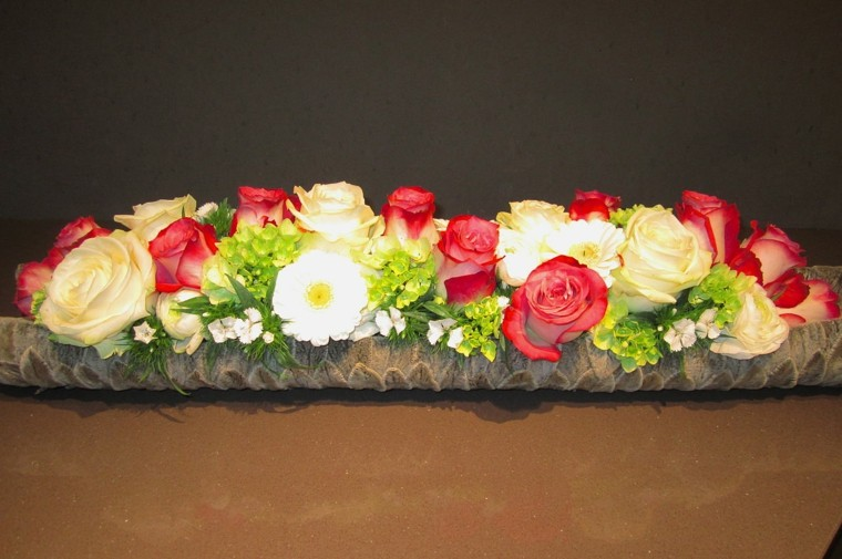 Ramos de flores y arreglos florales para decorar el hogar - Ramos de flores grandes ...
