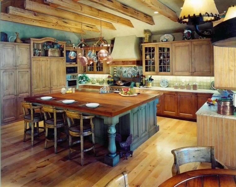 Cocinas Rurales Fotos. Foto Andina. . Fregaderos Rurales Estilo ...
