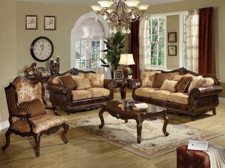 salon estilo victoriano silla preciosa taburete ideas