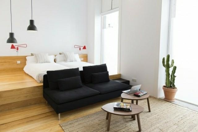 Casas modernas 50 ideas para decorar interiores - Sofas de diseno moderno ...