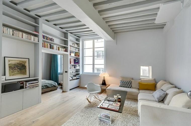 salones-de-diseno-escandinavo-paredes-gris
