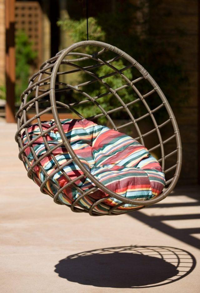 Columpios y sillas colgantes para el jard n 50 ideas for Columpios de jardin leroy merlin