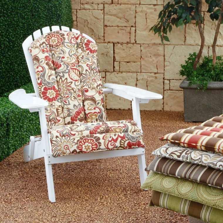 silla exterior jardin creativa ajustables