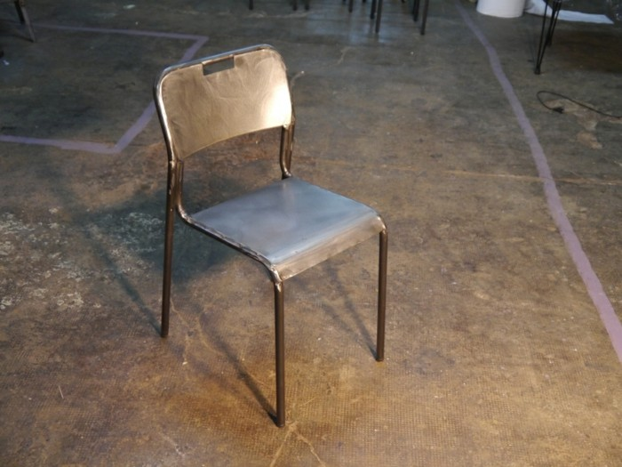 silla modelo india modelo hierro