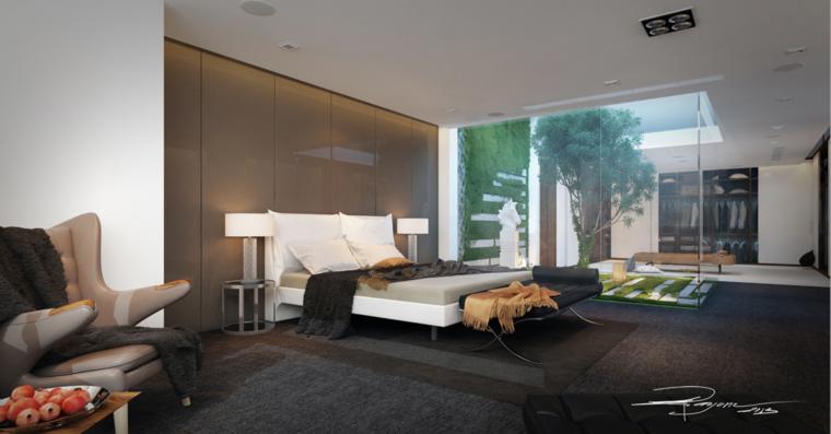 sueños inspiracion dormitorio estilo moderno